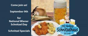 schnitzel day